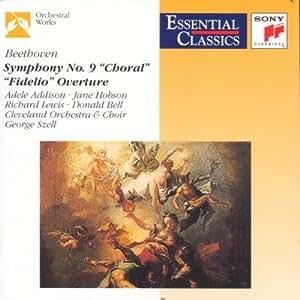 Beethoven: Sinfonie 9 / Fidelio Ouvertüre