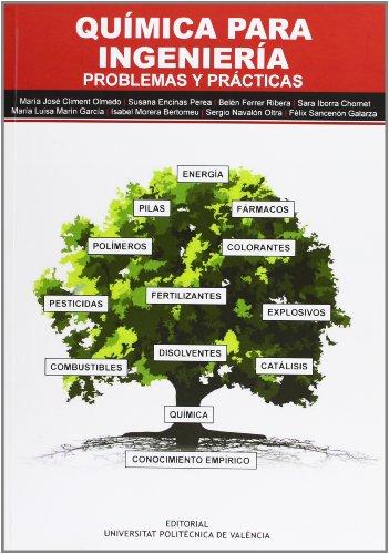 QUÍMICA PARA INGENIERÍA. PROBLEMAS Y PRÁCTICAS (Académica)