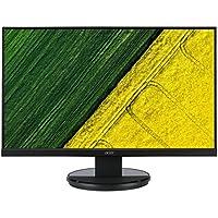 """Acer K192HQL - Monitor LED de 18.5"""" (1366x768, 5ms, fuente alimentación integrada, soporte VESA), negro"""