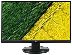 Acer K222HQL 55 cm (21,5 Zoll) Monitor (VGA, DVI, 5ms Reaktionszeit) schwarz