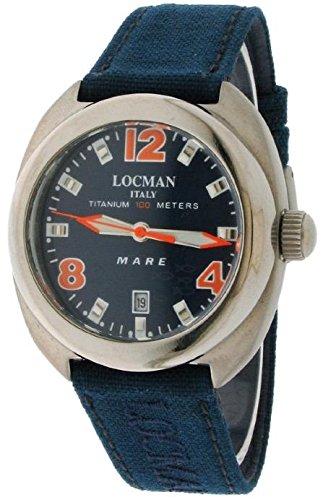 Locman 013600BL0005COB Reloj de pulsera unisex