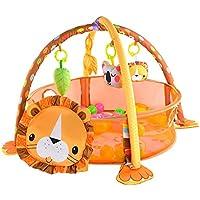 Krabbeldecke Spieldecke Spielbogen Spielmatte Babydecke Laufstall 3 in 1 #4012 preisvergleich bei kleinkindspielzeugpreise.eu