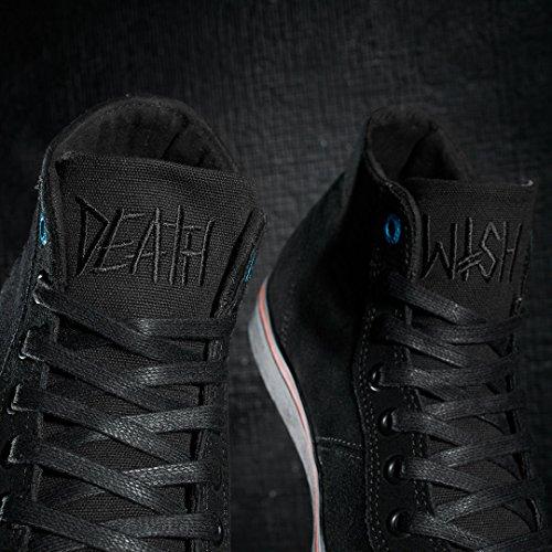 Indicador Emerica High X Deathwish -fall 2017- Black Black