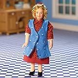Dolls House 5782 Puppe Grandma Enid Oma Großmutter 1:12 für Puppenhaus