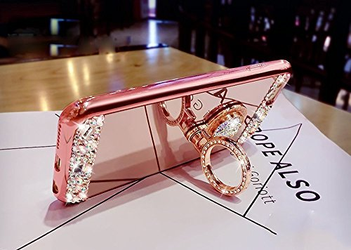 Coque iPhone 6, iPhone 6S Coque en Silicone, SainCat Ultra Slim Transparent Silicone Case Cover pour iPhone 6/6S, Crystal Clair Soft TPU Silicone Anti-Scratch Soft Transparent Gel Cover Coque Caoutcho Or Terrestre