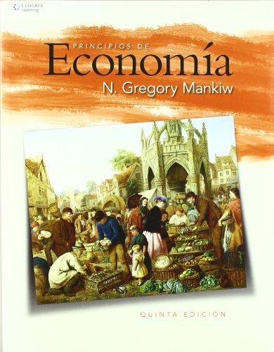 Prinicipios de Economia 5ª ed / Mankiw (Economia (paraninfo)) por Gregory Mankin
