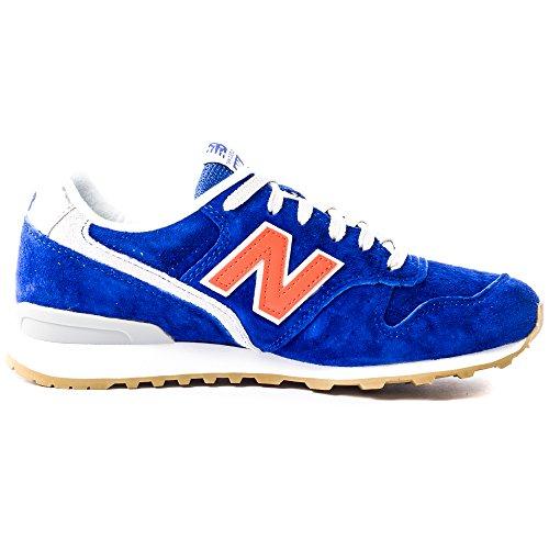 New Balance WR996 Damen Laufschuhe Blau