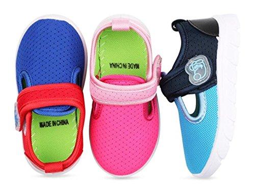 DADAWEN Respirant Mesh Sport Chaussure Unisexe Filles Garçons Bébés