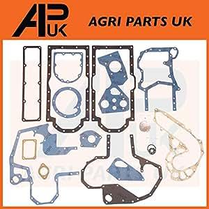 APUK Top Head Gasket Set Compatible with Case International IH 474 574 584 695 745 785 844 XL Tractor