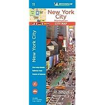 NEW YORK PLAN (Maps/City (Michelin))