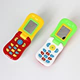 cooplay giocattolo del telefono cellulare Music mobile prima educazione gioca il cellulare di apprendimento per bambini