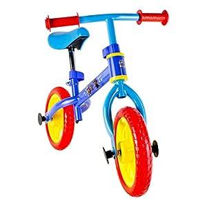 Paw Patrol- Bicicleta correpasillos (Darpeje OPAW043)