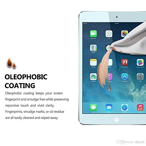 Aps Tempered Glass Screenguard For Apple Ipad Pro 9.7 9.7 inch Mobile Premium Screen Guard Anti-Scratch Proof Protector