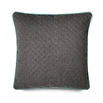 ICON Quilted Pattern Cushion - Luxury Quilted Cushions - inexpensive UK light shop.