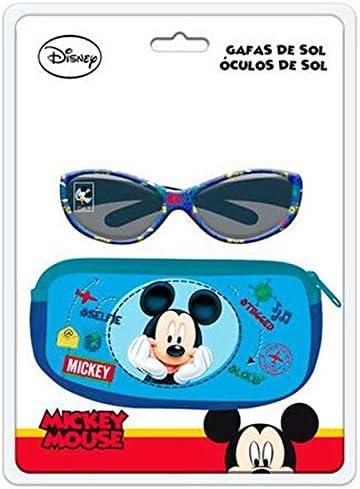 12ce0a6c06d5f3 Disney - Mickey Mickey - Lunettes de Soleil, AST3791 B01LWVDWKD 20dec1