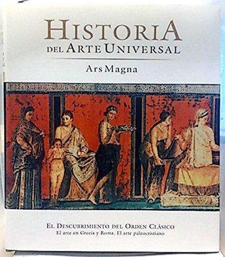 Ars Magna, T. 4. El descubrimiento del Orden Clásico: Arte en Grecia y Roma, El arte paleocristiano