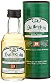 Edradour Ballechin 10 Years Old mit Geschenkverpackung (1 x 0.05 l)