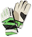 Lotto Sport, Guanti Bambino Glove Gripster GK900 III JR, Bianco (wht/mt.n.green), 4