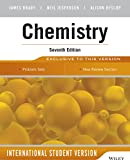 Chemistry: The Molecular Nature of Matter, 7th Edition International Student Version