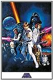 Star Wars - Eine Hoffnung 'EIN Blatt' Maxi Poster,61 x 91.5 cm