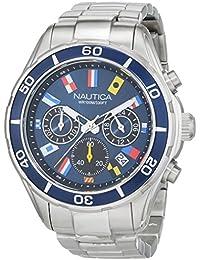 Nautica Herren-Armbanduhr NAD19549G
