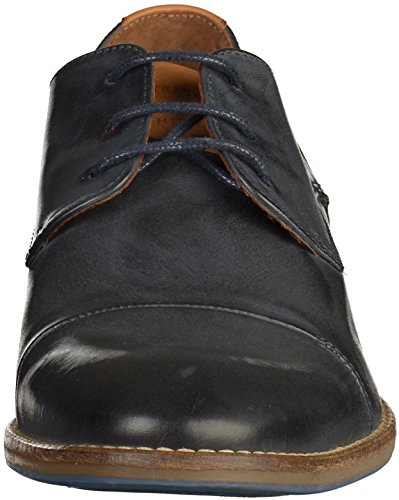Mustang 4904-301 hommes Derbies Navy