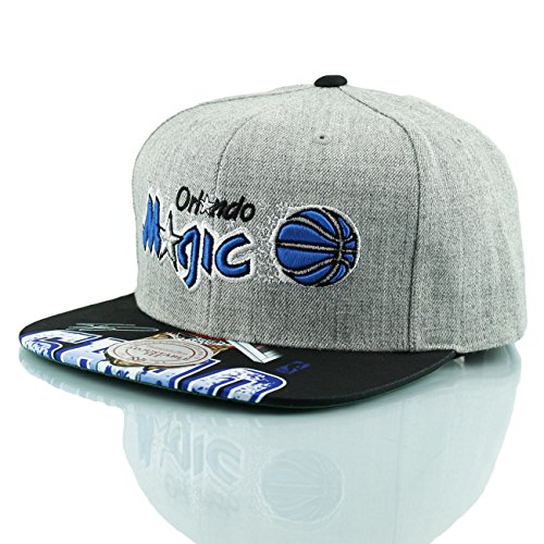 Mitchell & Ness Orlando Magic Shaq O'Neal Caricature Snapback NBA Cap
