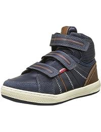 Levi's Jungen Club Mid Velcro Hohe Sneaker