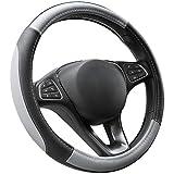Mostra il tuo amore per la tua auto con questo coprivolante alla moda e comodo!   Il coprivolante Cofit è perfetto per ruote sterzanti del diametro di 37-38 cm. Sentirsi stabile e sicuro alle alte velocità con la sua presa eccellente per una guida c...