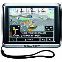 NAVIGON 2510 Explorer EU20 Navigationssystem (8,9 cm (3,5 Zoll) Display, Europa 20, TMC, E-Kompass-Fußgängernavigation, RealityView, TTS)