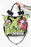 Best Clothes Irons - Iron Fist Clothing - Zombie Stomper Tote Review