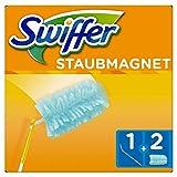 Swiffer Staubmagnet XXL Set (mit 1 Griff und 2 Tücher)