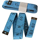 1 Tailors Tape Measure blue ( hi )