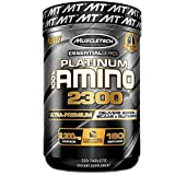 Muscletech Essential Series 100% Amino 2300-320 Count