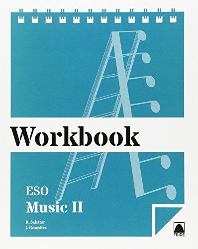 Workbook. Music II ESO - 9788430790814