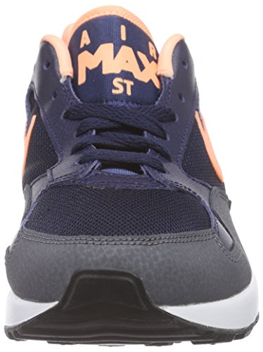 NikeAir Max St - Scarpe Running Donna Blu (Blau (Obsidian/Sunset Glow-Dark Grey-Black))