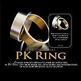 Bague Argent Aimantée super puissante- Silver PK Ring