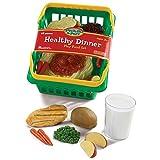 Learning Resources - Set per cena salutare, adatto al gioco di ruolo