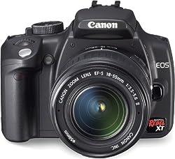 Canon Eos 350 D + Ef-s 18-55mm Kit Digital Camera