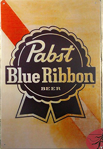 pabst-blue-ribbon-beer-tin-sign-classic-wall-art-poster-art-decor-homme-garage-cave