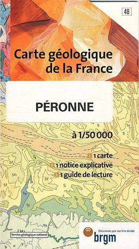 Carte géologique : Peronne