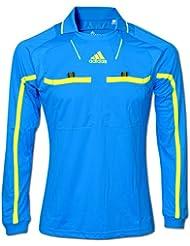 Schiedsrichter Trikot adidas Blau - Gelb