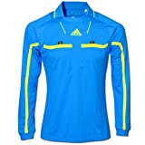 Adidas Schiedsrichter Trikot REFEREE JERSEY LS Gr.S blau (P49174)