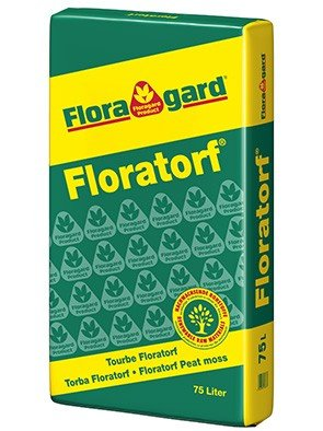 Floragard Floratorf, 75 L