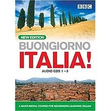 BUONGIORNO ITALIA! Audio CD's (NEW EDITION): Audio CD Pack