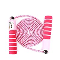 Balala Skipping Rope Kids with Counter Jump Rope Skipping Speed Rope for Children with Easy Adjustable For Fitness & Exercise