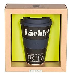 Grafik Werkstatt // Bambusbecher // Kaffeebecher // Coffee