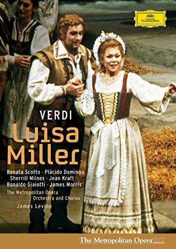 Verdi, Giuseppe - Luisa Miller (NTSC) Preisvergleich