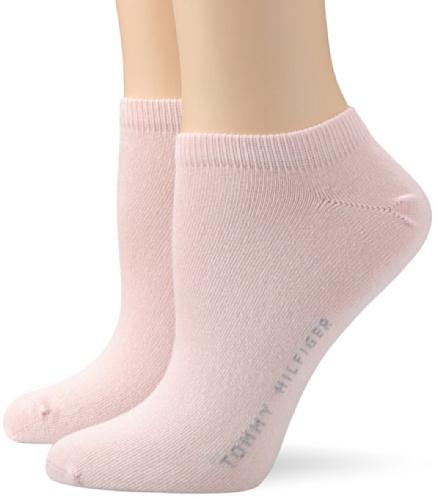Tommy Hilfiger Women's Sneaker 2P Ankle Socks