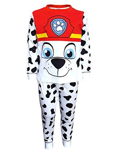 Jungen Paw Patrol Marshall Kostüm Neuheit Pajama 18-24 Monate
